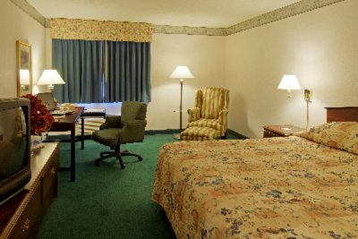 Our King Size Rooms Are Generously Spacious 5 of 8