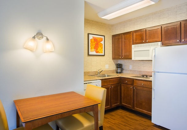 Our Suite Kitchens Are Equipped With Full-Sized Appliances Cookware And Utensils. 5 of 11