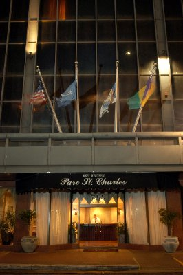 The Blake Hotel New Orleans An Ascend Collection H Entrance