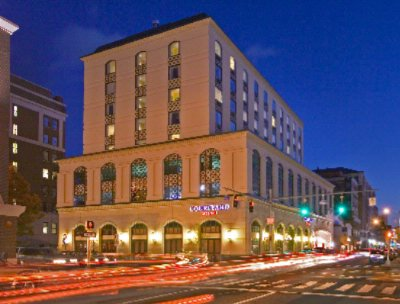 Courtyard By Marriott Stamford Downtown 275 Summer St Ct 06901
