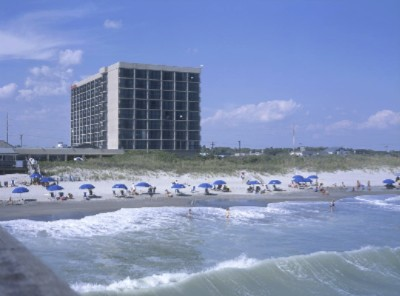 Doubletree by Hilton Atlantic Beach Oceanfront Hot 1 of 11