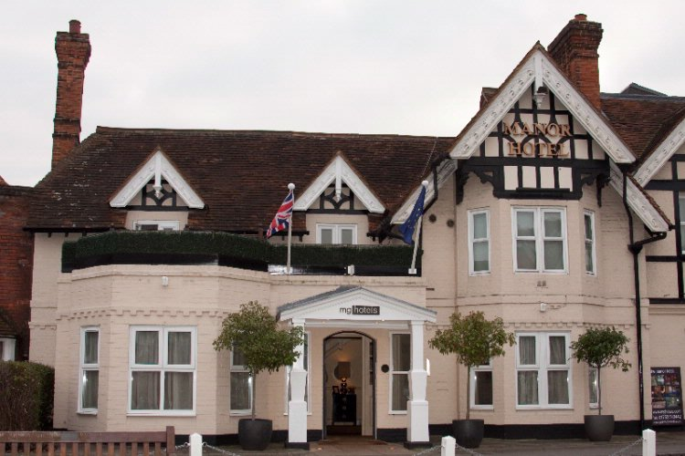 The Manor Hotel 2 of 6
