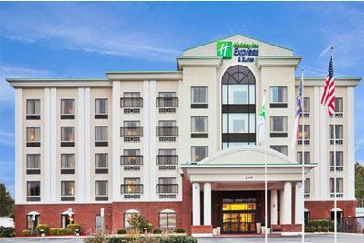 Image of Holiday Inn Express Hotel & Suites Wilson Downtown