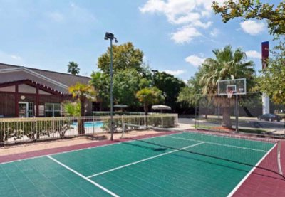 Play Some Tennis Or Shoot Some Hoops On Our On-Site Sport Court. 12 of 13