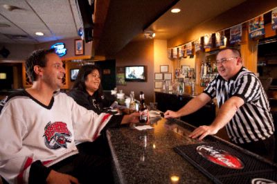 Enjoy A Few Drinks While Watching The Latest Sports Event At The Sports Page Bar 12 of 12