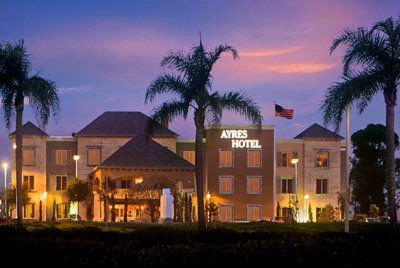 Ayres Hotels Seal Beach 1 of 9