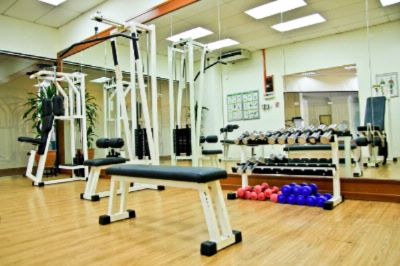 Hotel\'s Gym Center 8 of 8