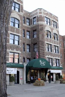 The Write Inn 211 North Oak Park Ave Il 60302