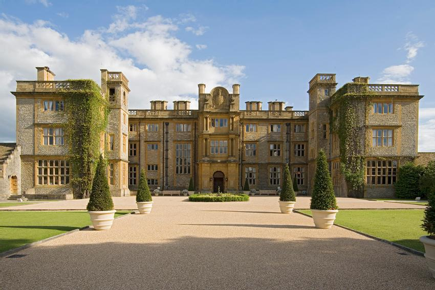 Image of Eynsham Hall Ltd