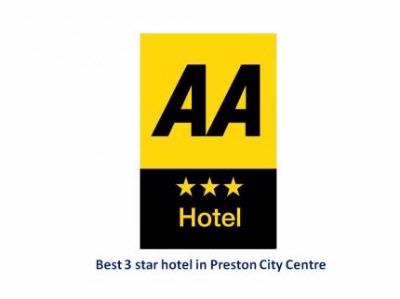 The Best 3* Hotel In Preston 7 of 7