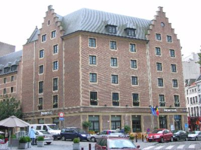 Novotel Brussels Off Grand\'place 1 of 12