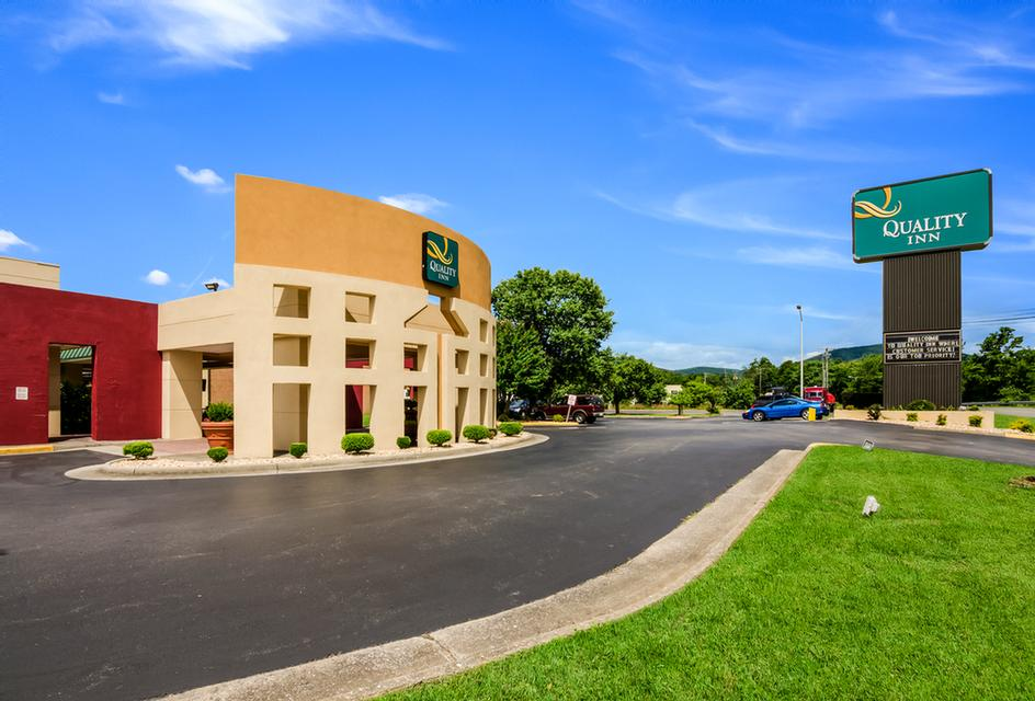 Image of Quality Inn Roanoke Airport
