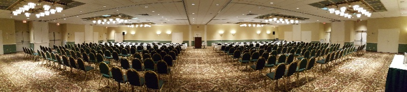 Meeting Room Set For Seminar 300 People 18 of 24