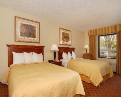Image of Quality Inn & Suites at Hanes Mall