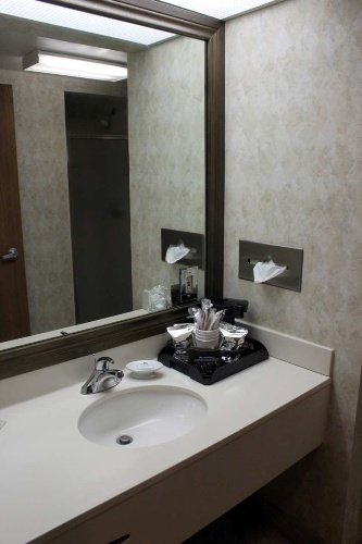 Hampton Inn Guest Bathroom 16 of 16