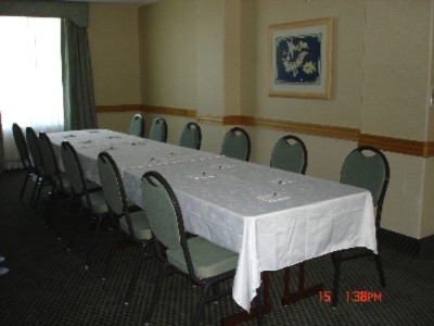 Rose Meeting Room Holiday Inn Express Vacaville 9 of 10