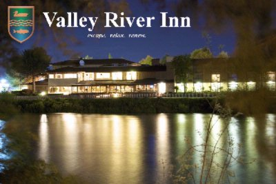 Night Time View Of The Hotel On The Willamette River 7 of 12