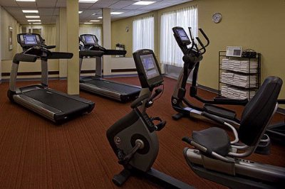 24 Hour Fitness Facility 7 of 13