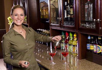 Full Service Bar In The Anza Room -Ayres Hotel & Spa Moreno Valley 11 of 17