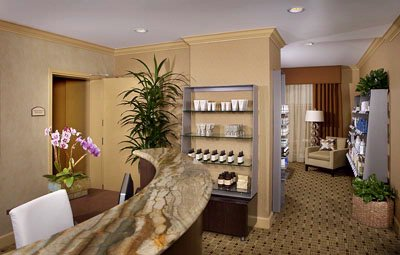 Sandalwwod Spa Waiting Room At Ayres Hotel & Spa Moreno Valley 14 of 17