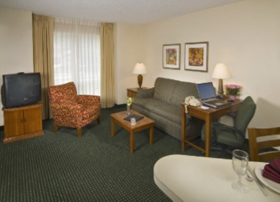 Relax And Unwind In Our Spacious Suites Designed For Longer Staying Guests 3 of 11