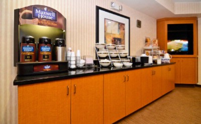 Breakfast Area At The Sleep Inn & Suites Lebanon Tn 5 of 14