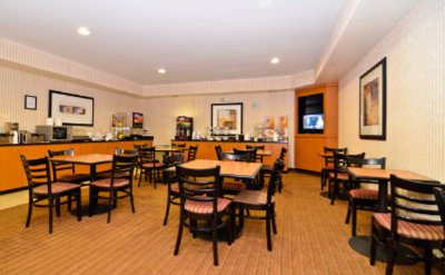 Breakfast Area At The Sleep Inn & Suites Lebanon Tn 6 of 14