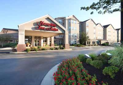 Hampton Inn & Suites Ft. Wayne