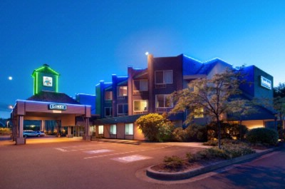 Travelodge Parksville 1 of 9