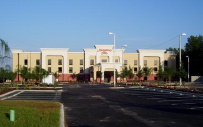 HAMPTON INN Dade City FL Us Highway - Us route 301 map