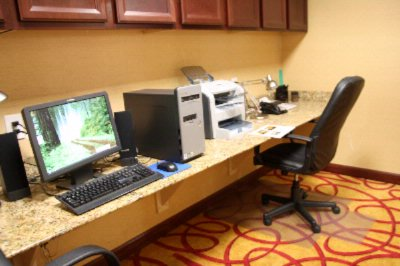 Business Center W\\ Computer Copier And Shipping Supplies 12 of 31