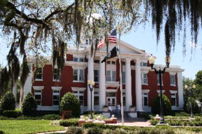 Historic Dade City Courthouse 26 of 31