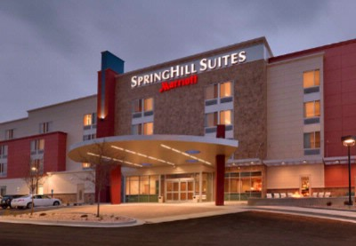 Springhill Suites by Marriott Salt Lake City Drape 1 of 18