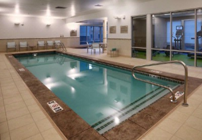 Indoor Pool & Spa 7 of 18