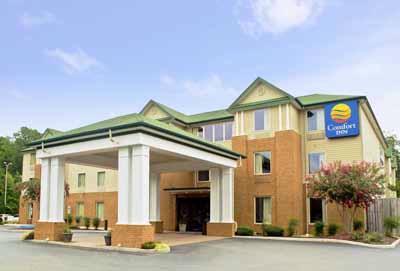 Comfort Inn Gloucester Va 6639 Forest Hill 23061