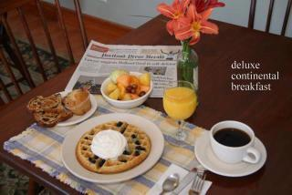 Complimentary Deluxe Continental Breakfast 3 of 15