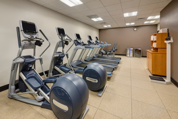 New Fitness Center Equipment 10 of 15
