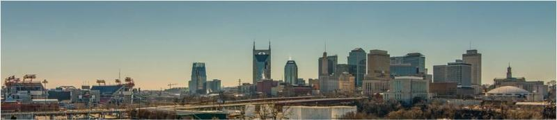 Veiw Of Downtown Nashville From The Hotel 15 of 15