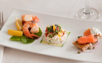 Seafood Trio At Tarragon 10 of 15