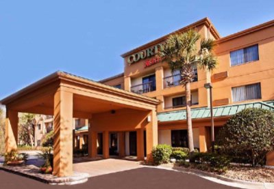 Courtyard By Marriott Tampa North Tampa Fl 13575 Cypress Glen Lane 33637