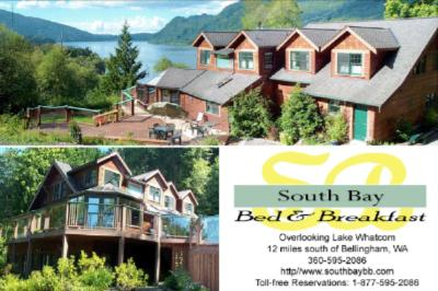 South Bay Bed & Breakfast at Lake Whatcom 1 of 9