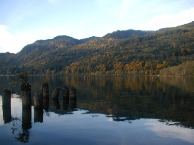 View Of Lake Whatcom From The Dock 5 of 9
