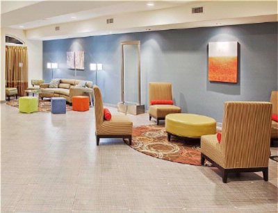 A Trendy Lobby To Relax And Enjoy 4 of 20