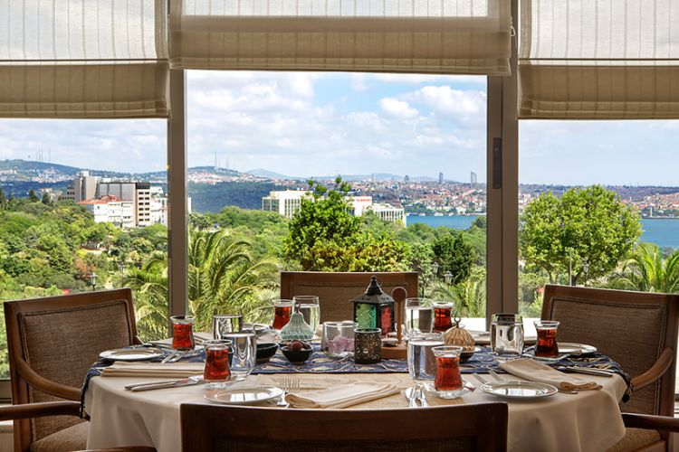 Bosphorus Terrace Restaurant 27 of 31