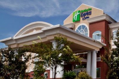 Holiday Inn Express Suites Sumter 2490 Broad St Sc 29150