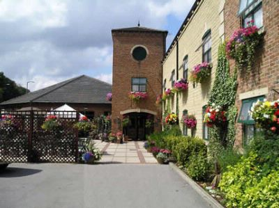 Image of Corn Mill Lodge Hotel