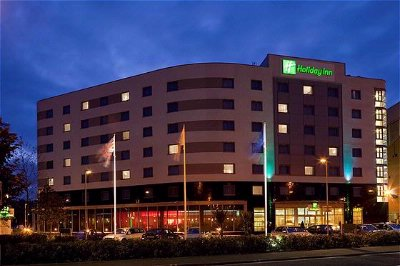 Holiday Inn Norwich City 1 of 6
