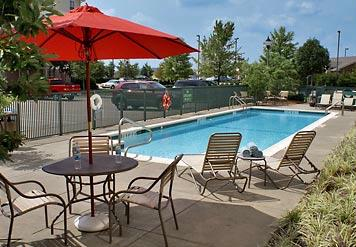 Our Relaxing Outdoor Pool Is Perfect For Taking A Dip Or Working On Your Tan. 6 of 7