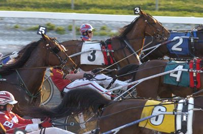 Harness Racing At Dover Downs Hotel & Casino 9 of 11