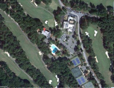Aerial View Of Houndslake Country Club & The Guest House At Houndslake 3 of 8